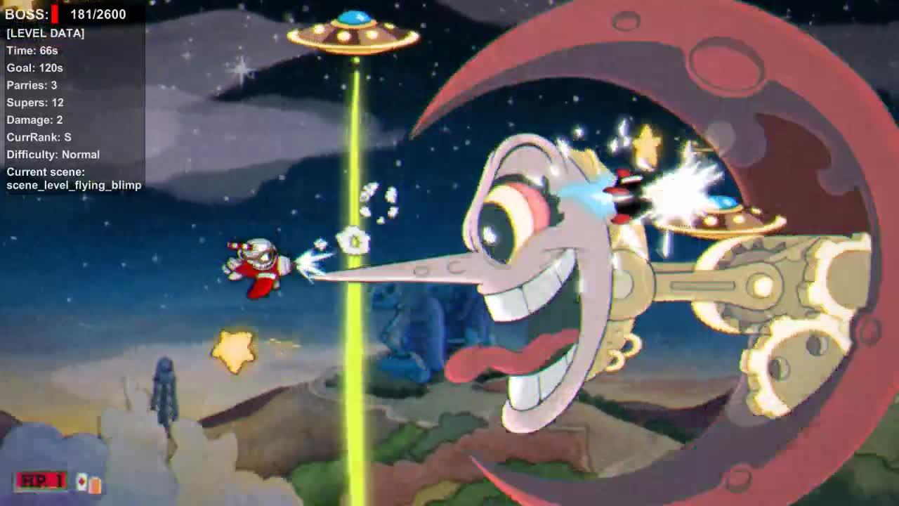 Hilda Plane Exs on UFOs trick GIFs