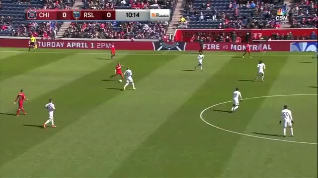 Watch and share Fantastic Refereeing In The Chicago Match GIFs on Gfycat