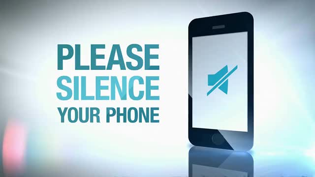 Watch and share Please Silence Your Phone GIFs on Gfycat