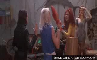 Watch and share Lori Petty GIFs on Gfycat
