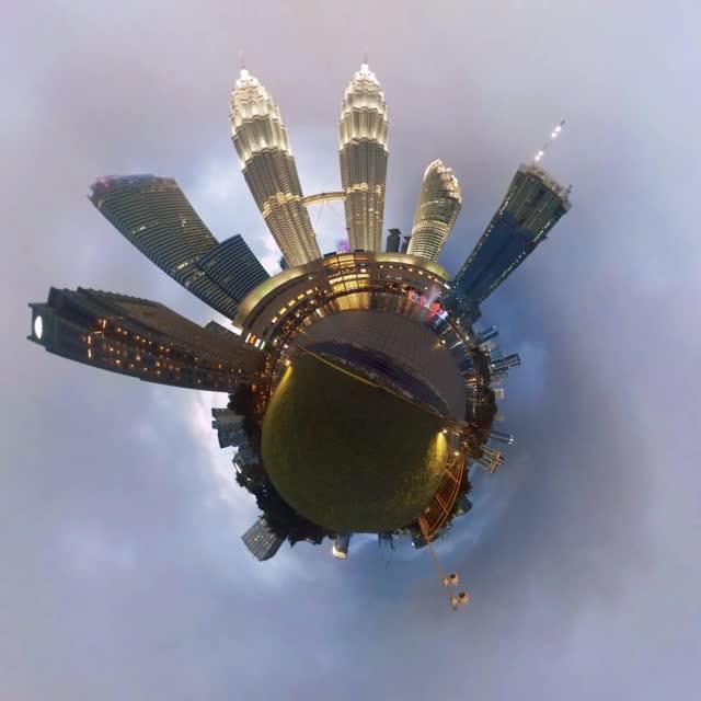 Watch and share KLCC Cinemagraph - Pandorama360 GIFs on Gfycat
