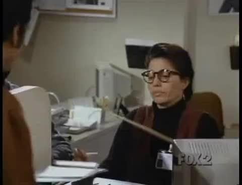 Watch and share Cosmo Kramer  - The ASSMAN (Seinfeld) GIFs on Gfycat