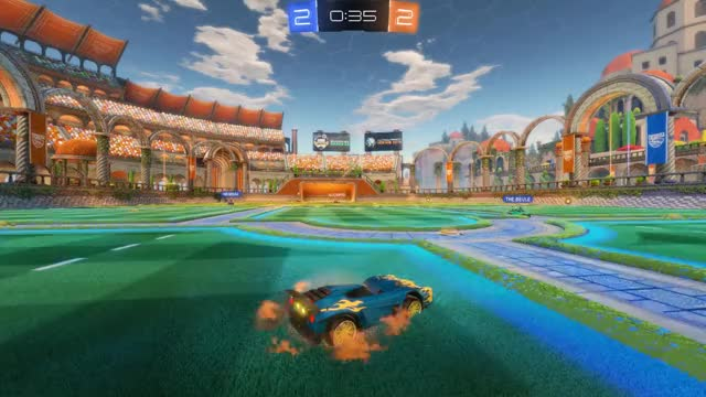 Watch and share Rocket League GIFs by quiickted on Gfycat
