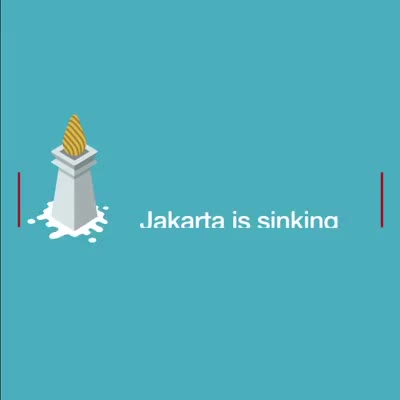 Watch and share Why Indonesia's Capital Jakarta Is Sinking GIFs on Gfycat