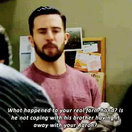 Watch and share Cain Dingle GIFs and Ross Barton GIFs on Gfycat