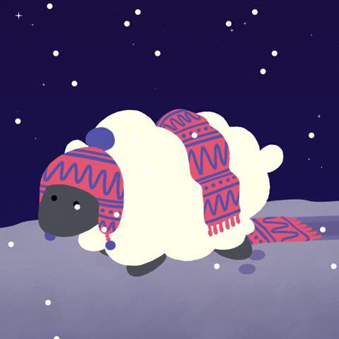 cold, cold GIFs