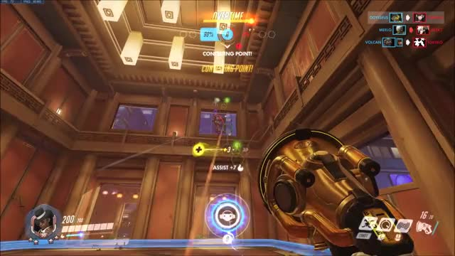 Watch and share Overwatch GIFs and Lijiang GIFs by Odysseus's Highlight Reel on Gfycat