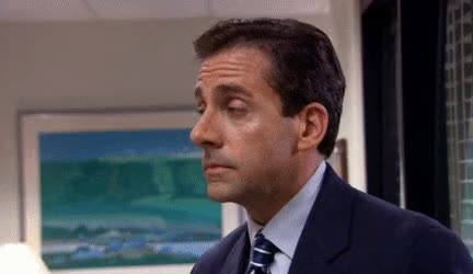 Watch and share Steve Carell GIFs and Fuckit GIFs by Reactions on Gfycat