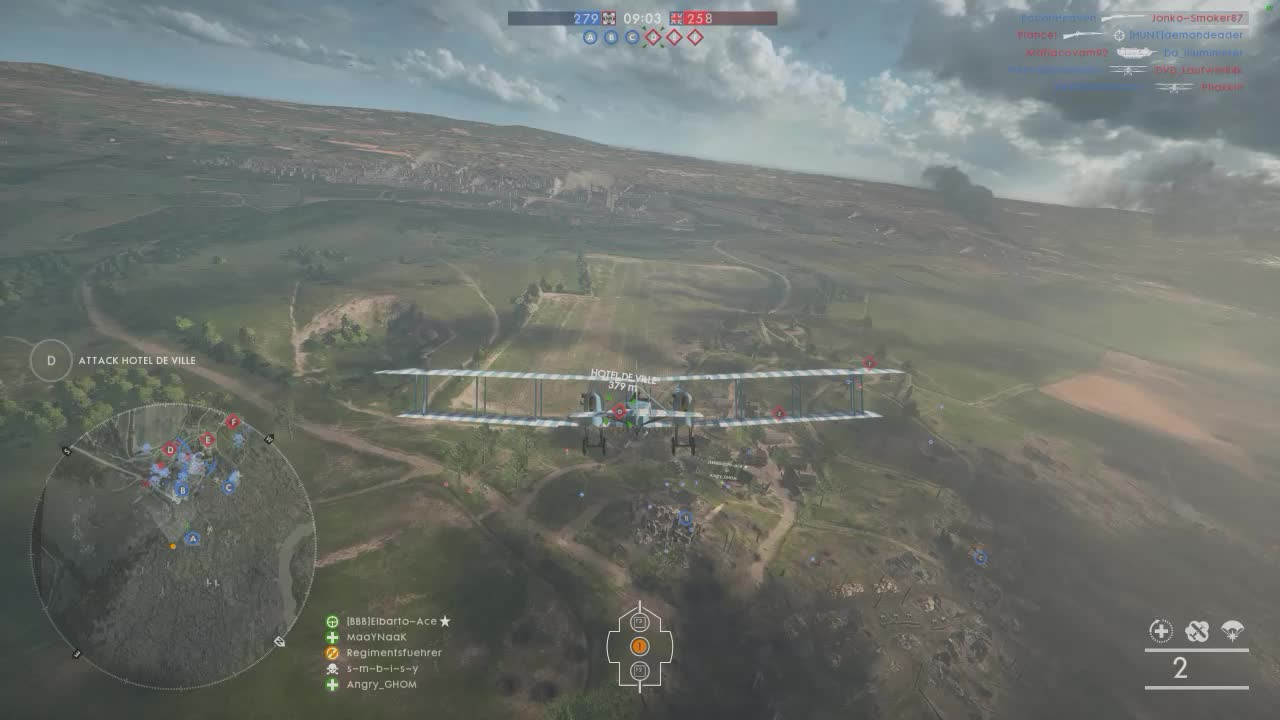 battlefield one, Bombing 3 tanks GIFs
