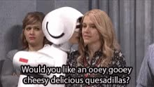 Watch and share Quesadilla Snl GIFs on Gfycat