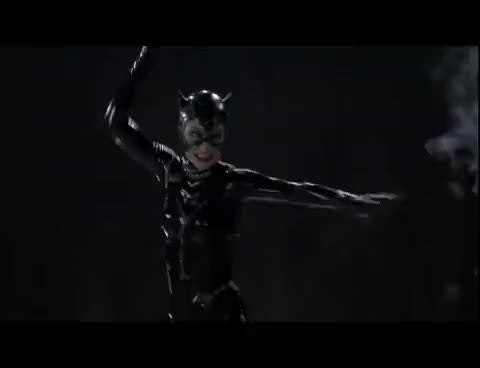 Watch and share Catwoman GIFs on Gfycat