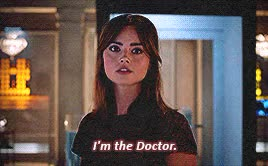 Watch and share Jenna Coleman GIFs and Clara Oswald GIFs on Gfycat