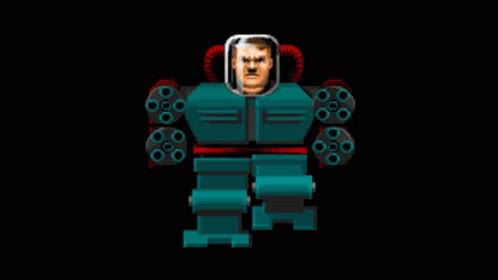 Watch and share Mecha Hitler GIFs on Gfycat