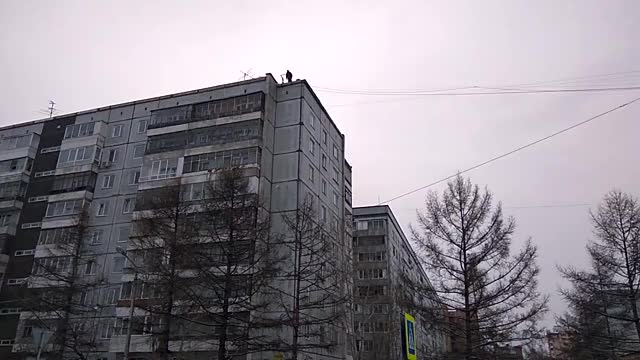 Watch and share Krasnoyarsk GIFs and Near Miss GIFs by meskal on Gfycat