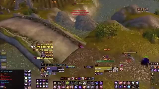 Voivid #1 - Warlock PVP - Vanilla / Classic World of Warcraft - Soul Link Spec