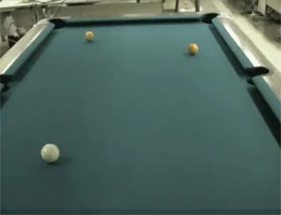 Watch This Pool table : interestingasfuck GIF on Gfycat. Discover more related GIFs on Gfycat