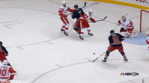 Watch and share Gustavsson With A MONSTER Glove Save On Nash (reddit) GIFs by myregularface on Gfycat
