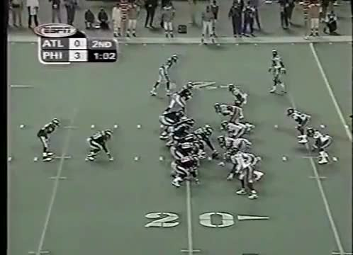 Watch 2000- Eagles vs Atlanta GIF on Gfycat. Discover more Sean A, Sports, atl, phi GIFs on Gfycat