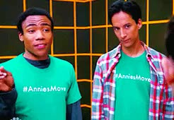 Watch and share Community Nbc GIFs and Troy And Abed GIFs on Gfycat