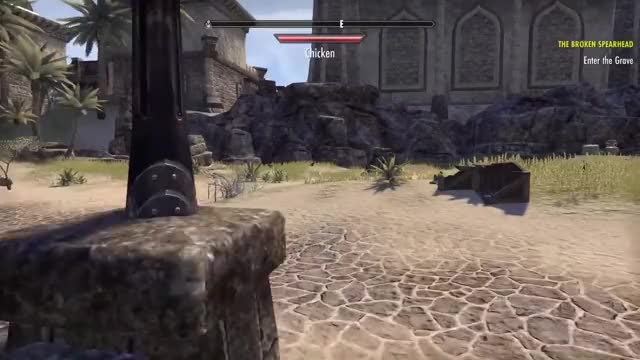 Watch and share Elder Scrolls Online - Horse Riding GIFs by anyolusername on Gfycat