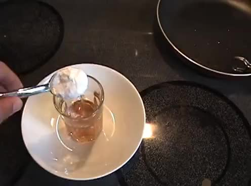 Watch and share Vinegar And Baking Soda GIFs on Gfycat
