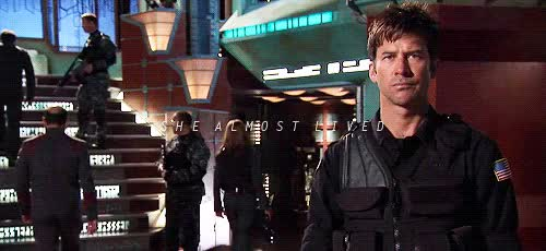 Watch and share Stargate Atlantis GIFs and By Samueltanders GIFs on Gfycat