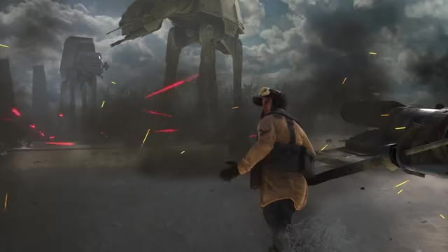 Watch and share Battlefront GIFs and Star Wars GIFs on Gfycat