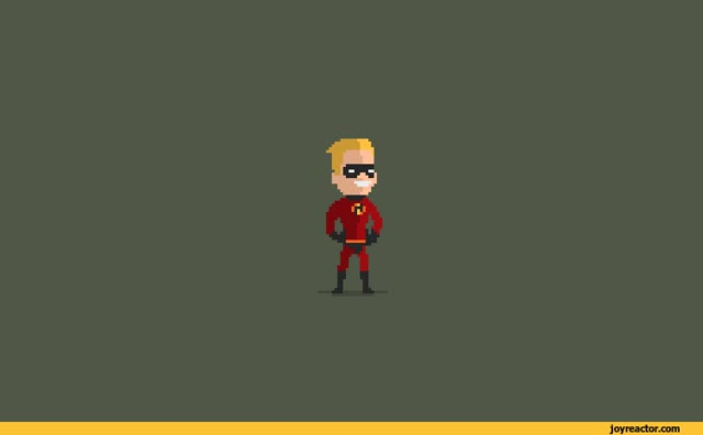 Watch and share Pixel Art,gif,gif Animation, Animated Pictures,dash,the Incredibles,run GIFs on Gfycat