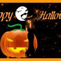 Watch and share Happy Halloween! GIFs on Gfycat