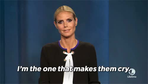 Watch and share Project Runway GIFs and Make Them Cry GIFs on Gfycat