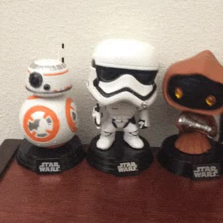 Watch jiggly bobble starwars GIF on Gfycat. Discover more related GIFs on Gfycat