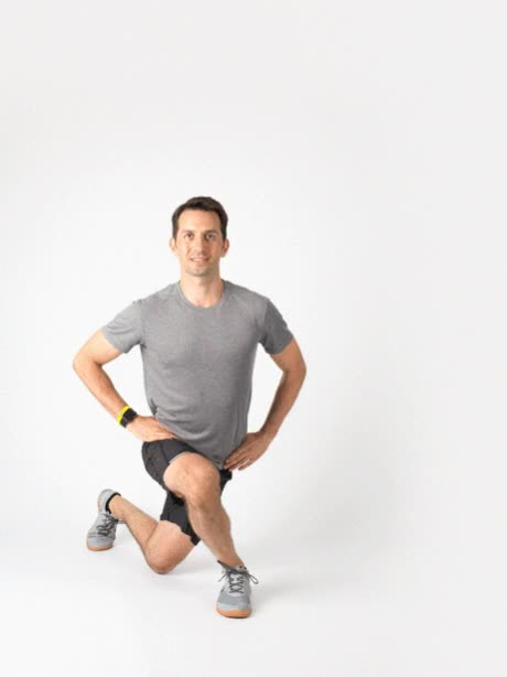 Watch and share PERFECT-SERIES LUNGE ALTERNATIVE CURTSY-LUNGE GRAIN (1) GIFs by Healthline on Gfycat