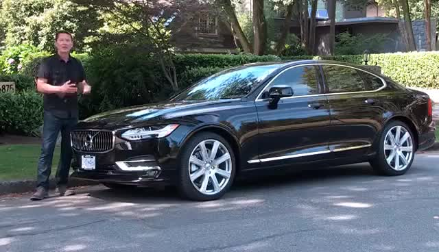 Watch and share 2017 Volvo S90 Review--VOLVO CONTINUES TO IMPRESS GIFs on Gfycat