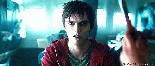 Watch this zombie GIF on Gfycat. Discover more nicholas hoult GIFs on Gfycat