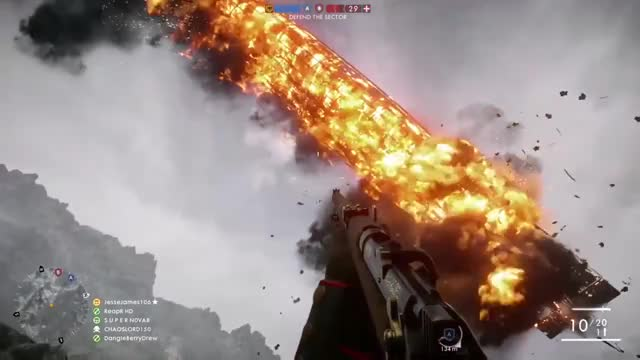 Watch Battlefield 1 #01 GIF by @meekhael on Gfycat. Discover more battlefield, battlefield 1, playua GIFs on Gfycat