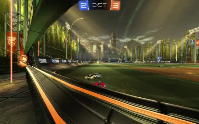 Watch and share Rocket League GIFs and Nice Shot GIFs by kendogifs on Gfycat