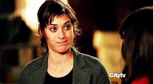 Watch and share Lizzy Caplan GIFs on Gfycat