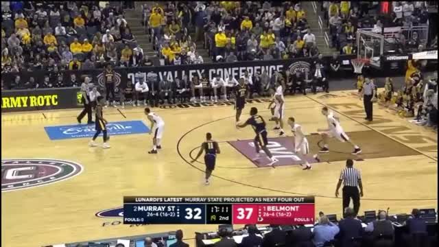 Watch and share March Madness GIFs and Murray State GIFs by EvzSports on Gfycat