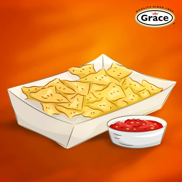 Watch and share Grace Foods GIFs on Gfycat