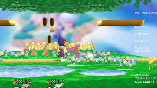 Watch and share Falco GIFs and Remix GIFs by SmashBro on Gfycat