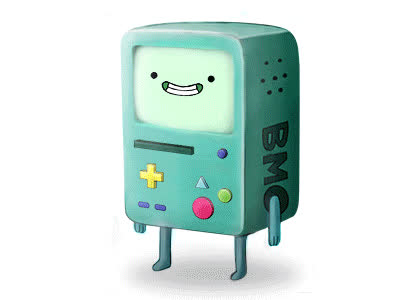 Hermoso!!! #BMO #AdventureTime GIFs