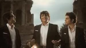 Watch 2011-2013 GIF on Gfycat. Discover more Ignazio Boschetto, gianluca ginoble, il volo, piero barone, pop opera, popopera, then and now GIFs on Gfycat