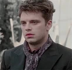 Watch Happy 33rd Birthday, Sebastian Stan  August 13, 1982 Who the GIF on Gfycat. Discover more bucky barnes, captain america: civil war, captain america: tfa, captain america: tws, jefferson, marvel, mcu, once upon a time, sebastian stan, sebastian stan edit, the mad hatter, the winter soldier GIFs on Gfycat