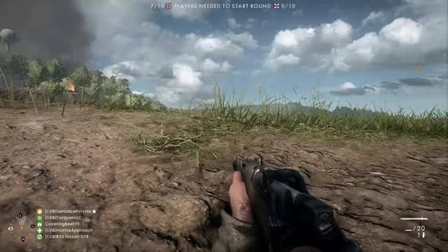 Watch and share Battlefield One GIFs and Xbox Dvr GIFs by Gamer DVR on Gfycat