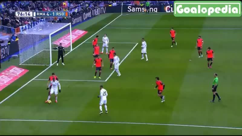 realmadrid, Happy Birthday to Karim Benzema! Here is one of my favorite goals of his! (reddit) GIFs