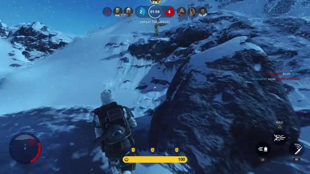 Watch Seriously? GIF on Gfycat. Discover more starwarsbattlefront GIFs on Gfycat