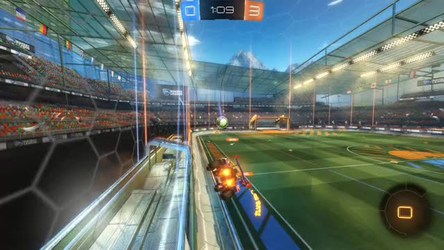 Watch Goal 4: Intel GIF by Gif Your Game (@gifyourgame) on Gfycat. Discover more Gif Your Game, GifYourGame, Goal, Intel, Rocket League, RocketLeague GIFs on Gfycat