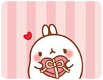 happy valentines day, valentines day, bunny love GIFs