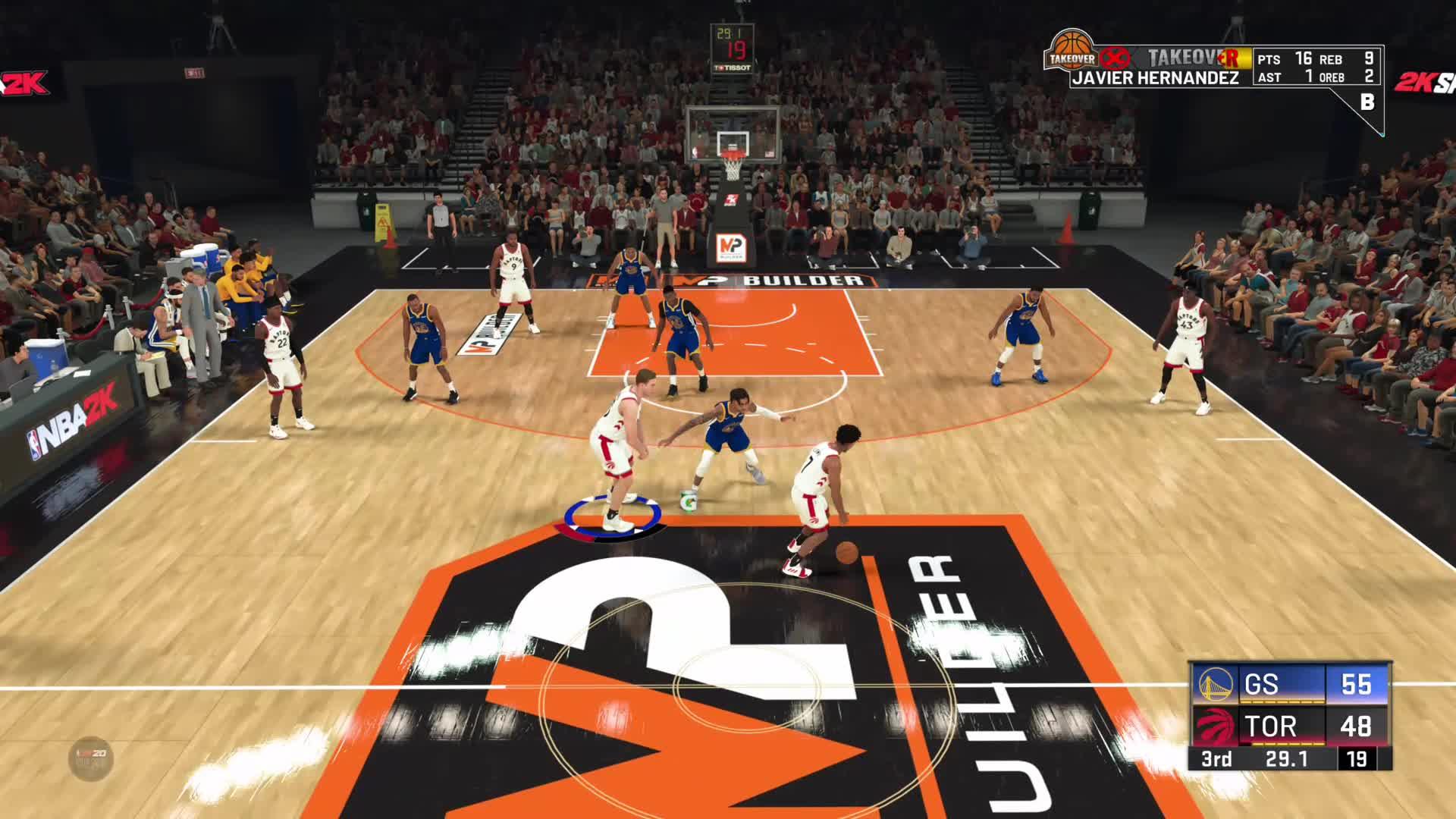 I Pass Da Ball, NBA2K20Demo, gamer dvr, xbox, xbox one,  GIFs