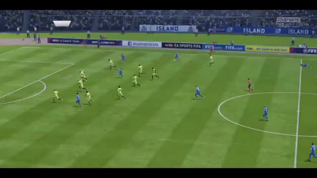 Watch FIFA18 LOS LEGEND OF SLAVE GIF on Gfycat. Discover more related GIFs on Gfycat